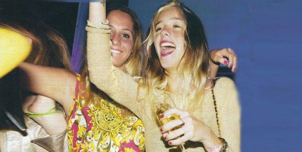 Las alocadas noches de Lucía Celasco, la nieta de Susana, en Punta del Este