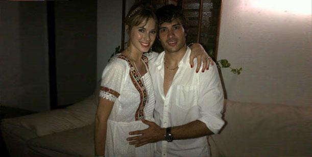 ¿Se casan Chechu Bonelli y Darío Cvitanich?