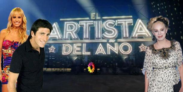 Mariana Fabbiani, Repetto y Nacha se preparan para El artista del año
