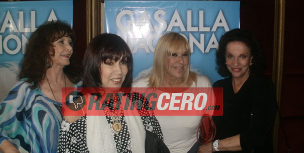 Antonio Gasalla estrenó su nuevo espectáculo en la calle Corrientes