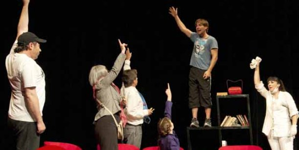 Toc Toc llega a Chile al teatro de Vicuña y Valenzuela