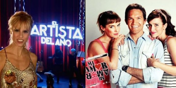 Los ratings de la noche del lunes: Mi Amor Mi Amor 10.8; El Artista del Año 6.3