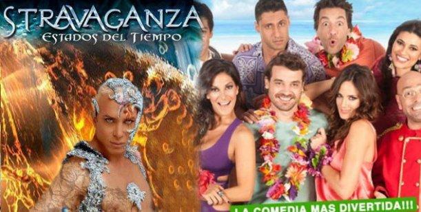 Stravaganza con 11.000 entradas y Pedro y Paula con 4.200 reinan en Carlos Paz