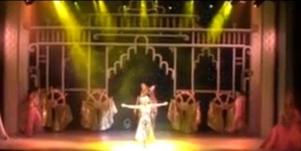 El video de la caída de Andrea Ghidone