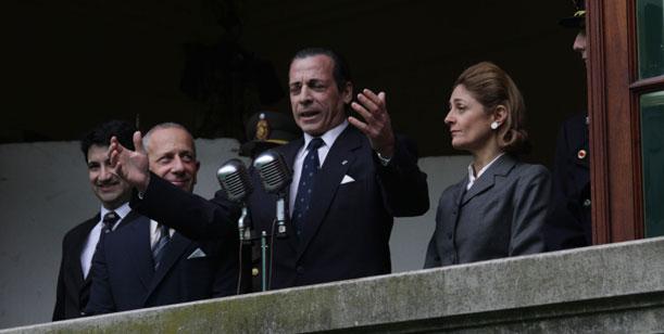 Pablo Rago, Mike Amigorena, Dolores Fonzi y Julieta Díaz, juntos en Telefé