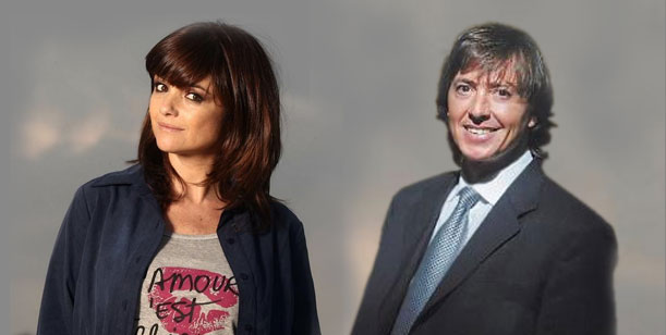 Araceli González en la mira, para hacer pareja con Gustavo Bermúdez