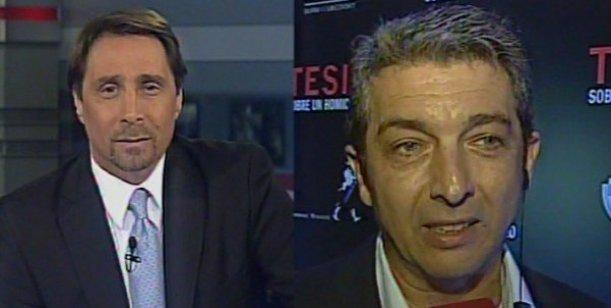Ricardo Darín desmintió a Eduardo Feinmann al aire, en un tenso momento