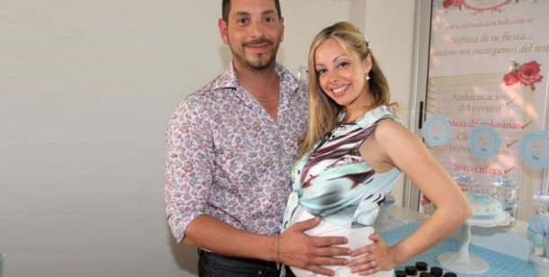 Nació el hijo de Gisela Bernal y Ariel Diwan