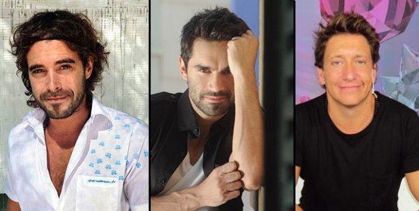 Cabré, Gonzalo Heredia y Nico Vazquez: los tres elegidos de Suar para otra tira 2013