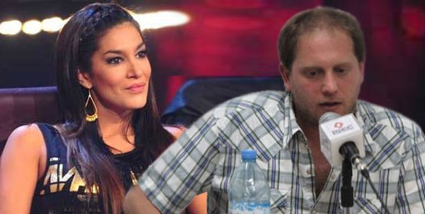 Cayetano confirmó su ruptura con Silvina Escudero: Sí, me separé