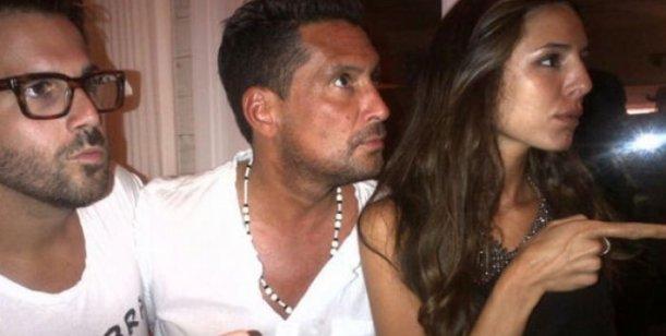 Marcelo Tinelli relajado y en familia, descansa y planea su 2013
