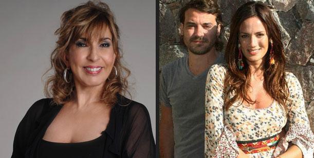 ¿Georgina Barbarossa confirmó el embarazo de Paula Chaves?