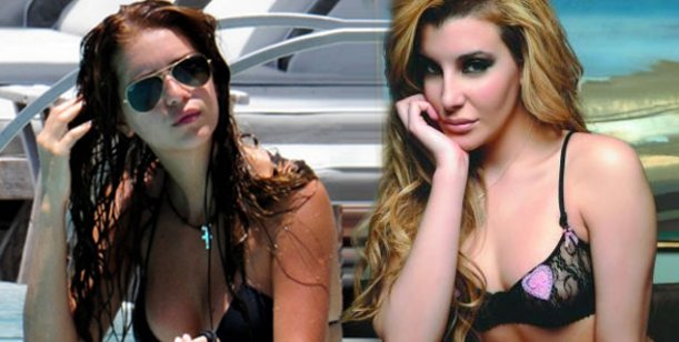 Zaira Nara reemplazaría a Charlotte Caniggia en Villa Carlos Paz