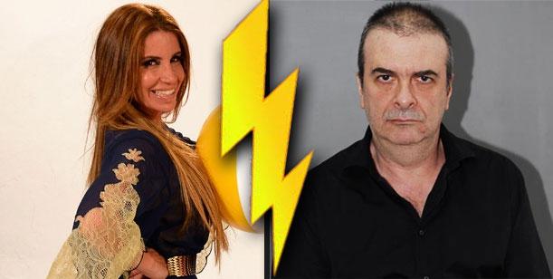 Flor Peña volvió a arremeter contra Veronelli