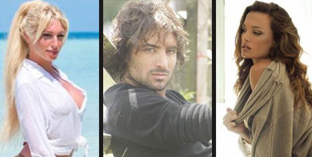 ¿Ménage à trois? Vicky Xipolitakis arremetió contra Albertario y Valdivia