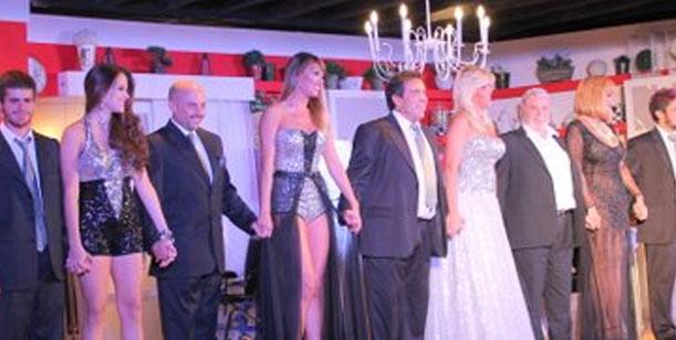 Los Grimaldi  un suceso , que reaviva la guerra en Carlos Paz