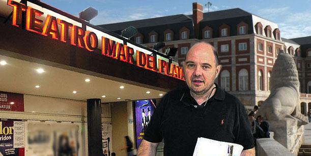 Rottemberg no me parece que el Gobierno subvencione al teatro privado