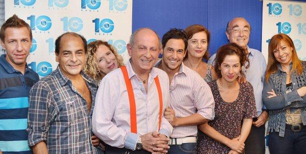 Chiche Gelblung llegó a Radio Diez: No hice ninguna mudanza ideológica