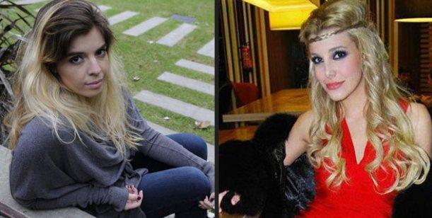 Dalma Maradona es la elegida para reemplazar a Charlotte Caniggia