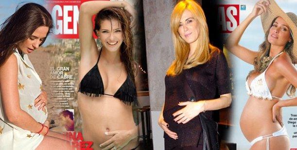 El verano de las embarazadas - Diva futura shakyra ...