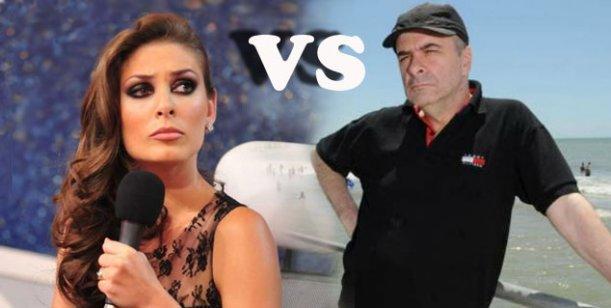 La pelea de la semana: Atilio Veronelli vs Eugenia Lemos ¿Quién es quién?