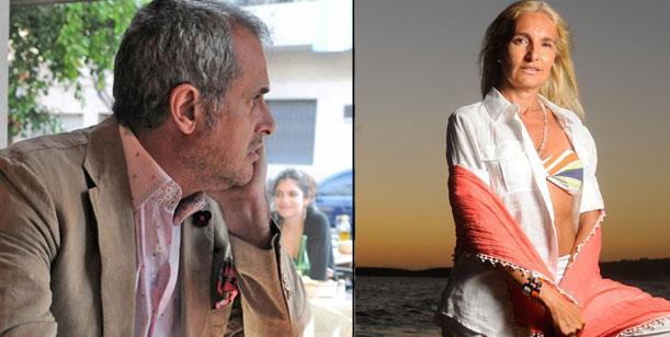 Jorge Rial y su descargo: Sos mi ex, no te conviertas en la ex de tus hijas