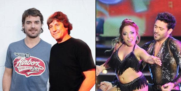 Peter imitará a Amado Boudou en el Bailando 2013 y vuelven Piquín y Noelia