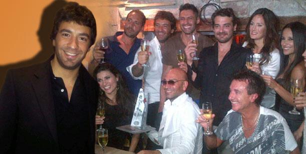 Gustavo Conti destrozó los Premios Carlos