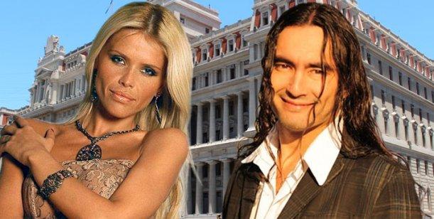 Escándalo entre Nazarena y Agostini: ella viajó en secreto a recuperar a su hijo