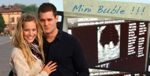 Michael Bublé: Si mi hijo es jugador macho de hockey o bailarín gay, seré feliz