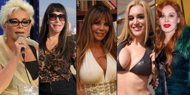 Carmen Barbieri quiere hacer Brujísimas, con Moria y más mujeres, el verano 2014