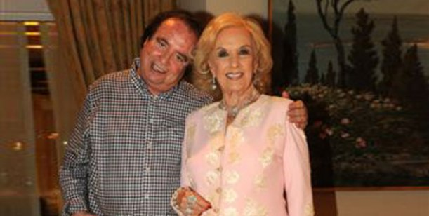 Homenajearon a Mirtha Legrand en Mar del Plata