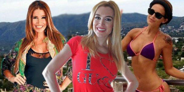 Peña y Luna se solidarizaron con Fátima Florez por la aparición del video hot