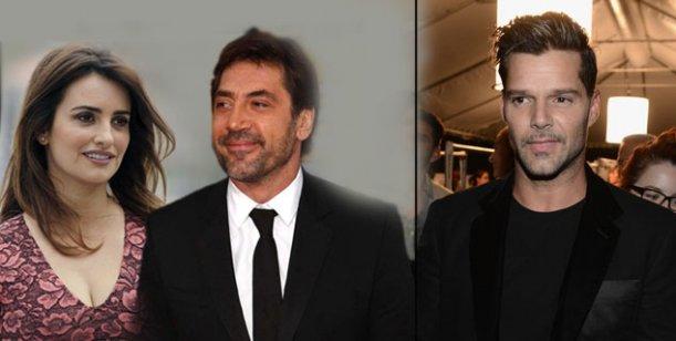La pareja de Javier Bardem y Penélope, serán padres otra vez, Ricky Martín también