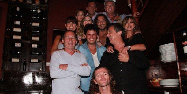 Premios Estrella de Mar: Nito Artaza y Darío Lopilato festejaron la nominación
