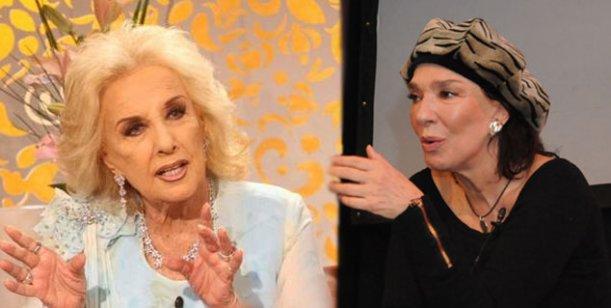 Guerra de divas: Gra Borges va por el lugar de Mirtha Legrand en Mar del Plata