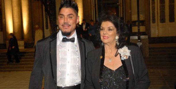Marta Fort: Ricardo estuvo muy mal, con una infección, pero  ahora está mejor