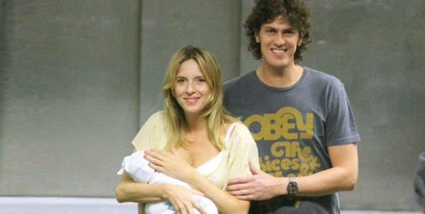 Martín Lousteau habló por primera vez de su paternidad