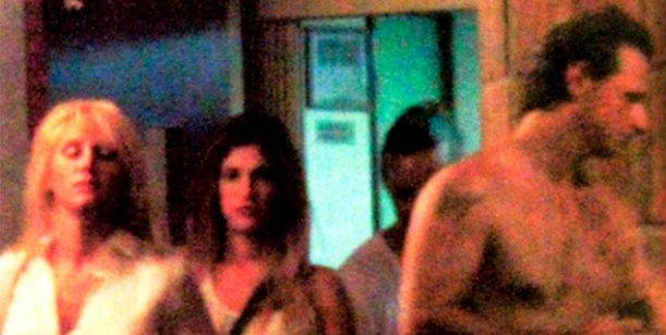 Fuertes fotos íntimas de Nalbandián y Zeballos con dos chicas en un hotel