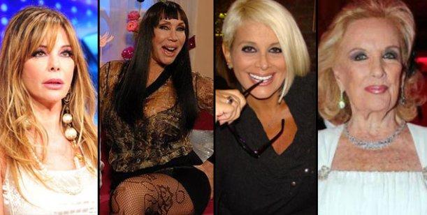 Moria: Me gustaría hacer teatro con Graciela Alfano, Carmen y Mirtha Legrand