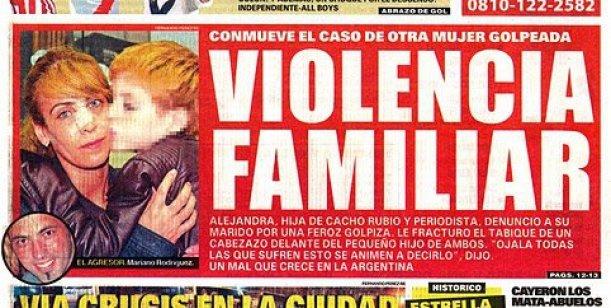 La justicia falló a favor de Alejandra Rubio y la causa contra su ex pasa a juicio oral