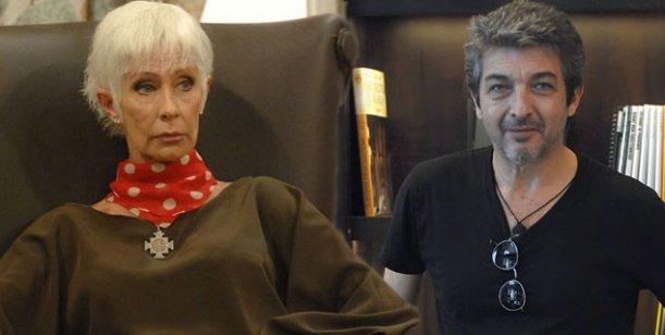 María Valenzuela: Ricardo Darín me defraudó hace años, era como mi hermano