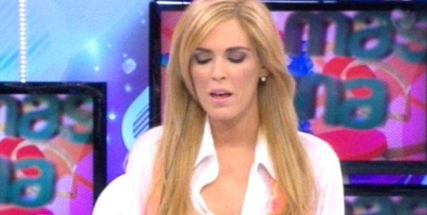 Canosa volvió a la televisión y rompió el silencio: Pensé en renunciar