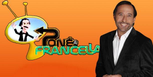Los ratings de la noche del lunes: El mundo del espectaculo 12.9; Pone a Francella 12.9