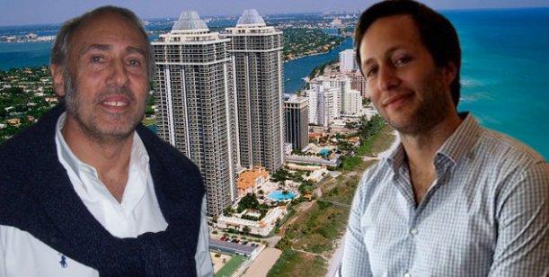Tomás Yankelevich junto a su padre en Miami prepara el 2013