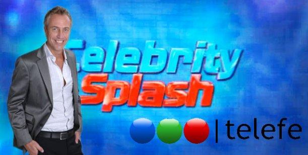 Llega Celebrity Splash, el nuevo programa de Telefe, con la conducción de Marley