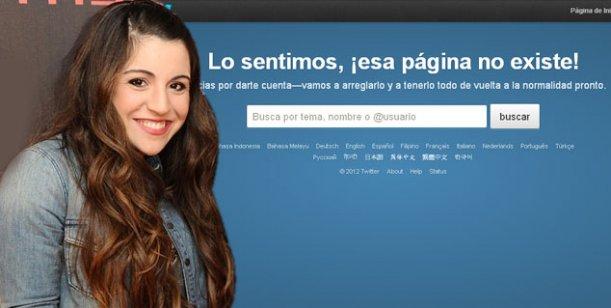 Gianinna Maradona abandona Twitter por las críticas a ella y su familia