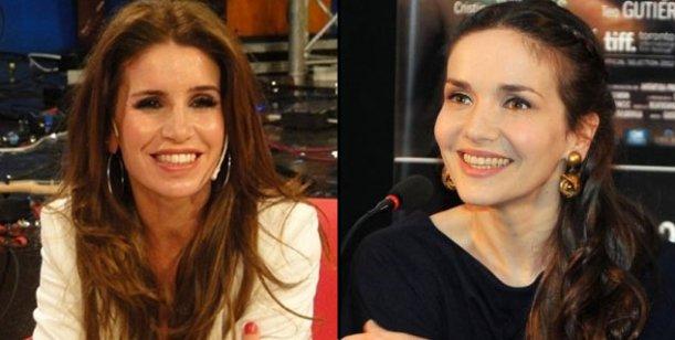 Flor Peña y Natalia Oreiro aclararon: ¿una le dijo p... a la otra en el Martín Fierro?