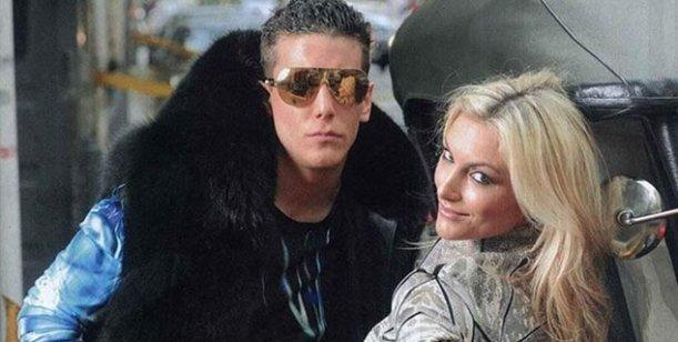 Alexander Caniggia y Sofía Macaggi, su soñadora, festejaron San Valentín