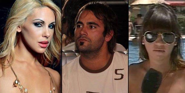Mónica Farro y su ex, Alejandro Larose: Seducida y abandonada